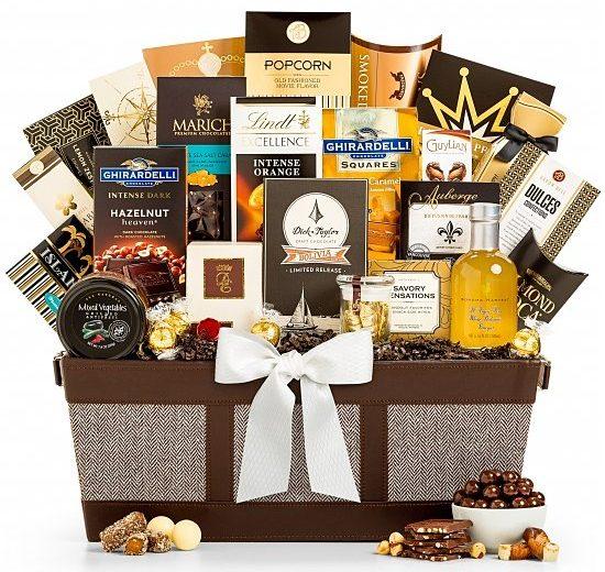 Gourmet-Foods-Gift-Basket