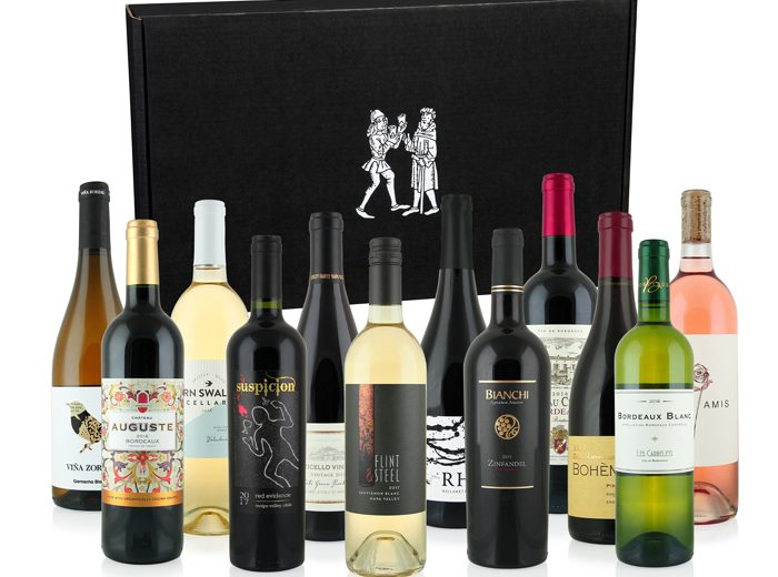 Wine Club Membership Wine Varieties