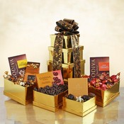 Godiva's Chocolate Goodness Gift Tower