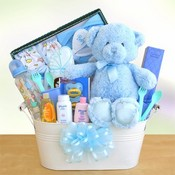 Baby Boy's Welcome Gift