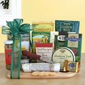 Snackers Heaven Cheeseboard Gift