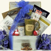 Send Him Fishing Father's Day Gift Basket