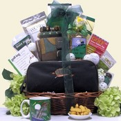 The Ultimate Golfer Father's Day Gift Basket ~ FREE SHIP USA