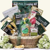 Golf Fore You Golf Themed Gift Basket