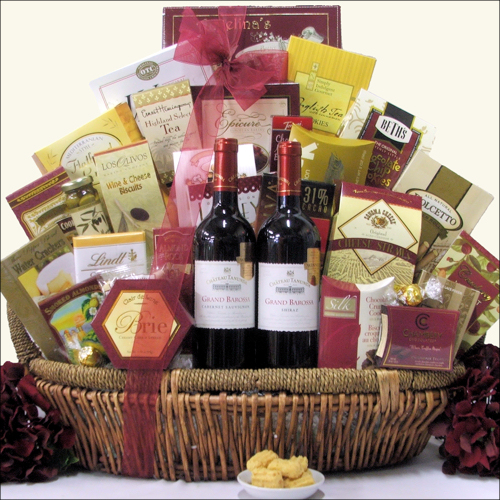 Grand Barossa Duo Red Wine Gift