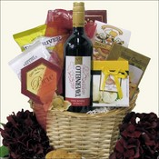 Italian Gourmet Red Wine Gift
