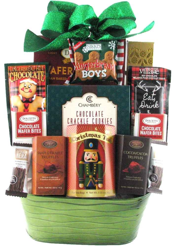 Thank You Gift Basket (FREE SHIPPING USA ONLY) | A simple way to say thank you to friends, neighbors or co-workers.