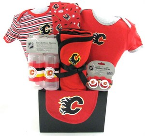 Calgary Flames Hockey Team Gift