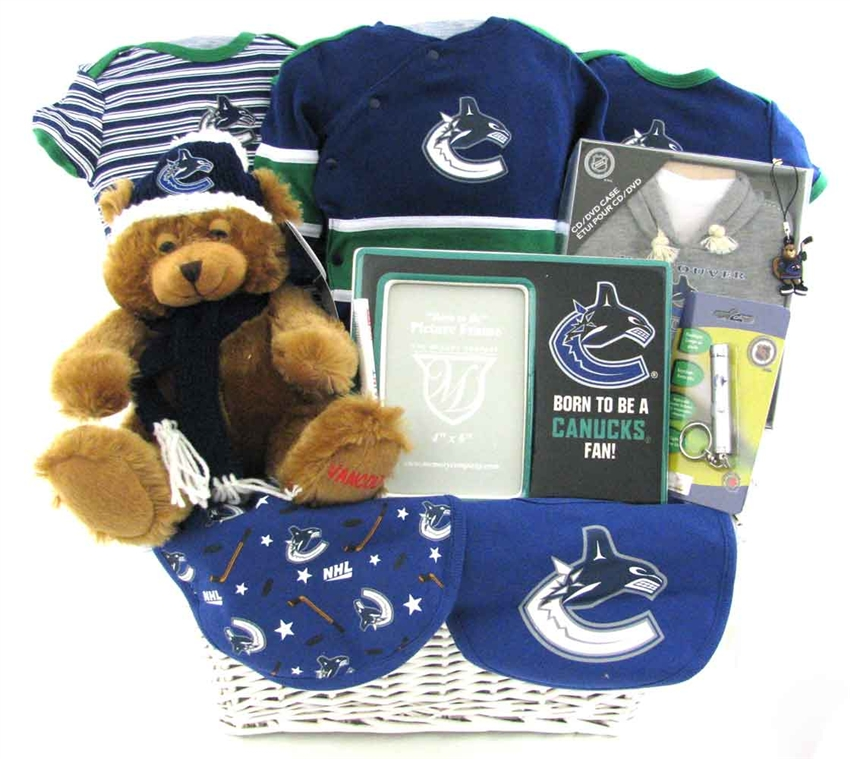 Baby Gift Baskets Vancouver : Gift baskets canada usa sendluv
