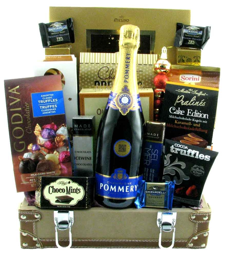 Baby Gift Baskets Vancouver Canada : Gift baskets canada toronto wine party