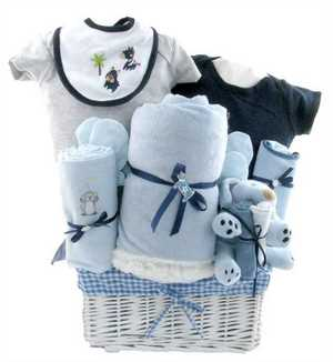 He's A Boy Baby Gift