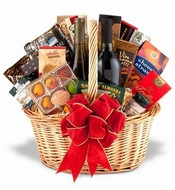 Fine Wines & Gourmet 2 Wine Gift ~ NEXT DAY DELIVERY