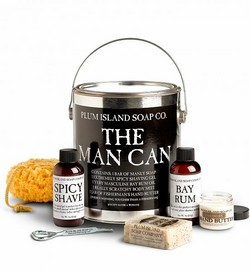 Can The Man Spa Set