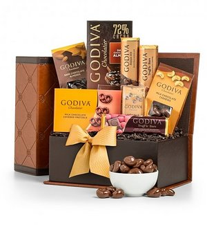 The Godiva Chocolate Lover's Book