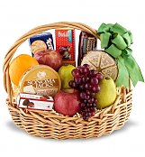 Great Gourmet Fruit Basket ~ Premium