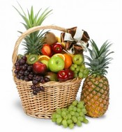 Fantastic Fruit Gift Basket ~ NEXT DAY DELIVERY*