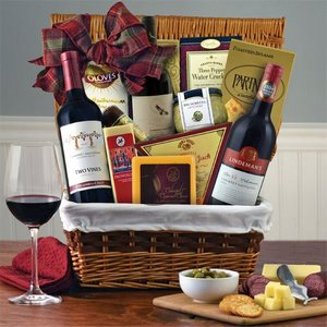 Red Wine & Cheese Picnic