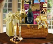 Louis & Dom Luxury Champagne Gift