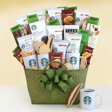 Coffee or Tea Gift Baskets USA