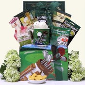 Golf Themed Gift Baskets USA