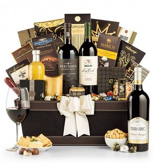 Wine Gift Baskets USA